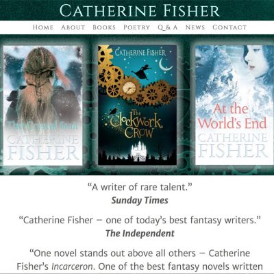 catherine fisher - writer