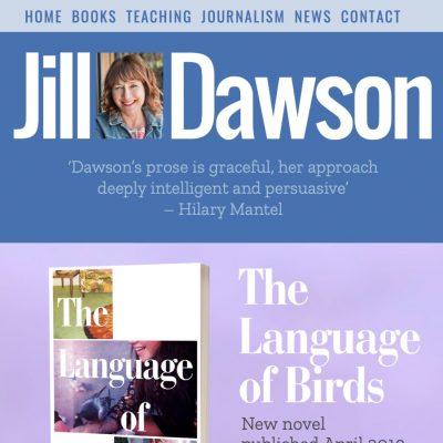 jill dawson -writer