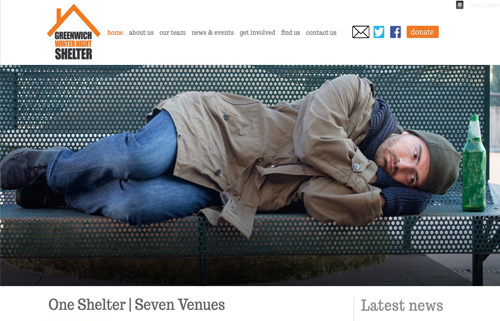 Greenwich Night Shelter