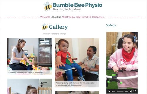 Bumble Bee Physio, London